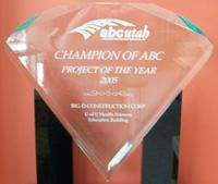 U.S. Green Building Councel, Clear Diamond Award