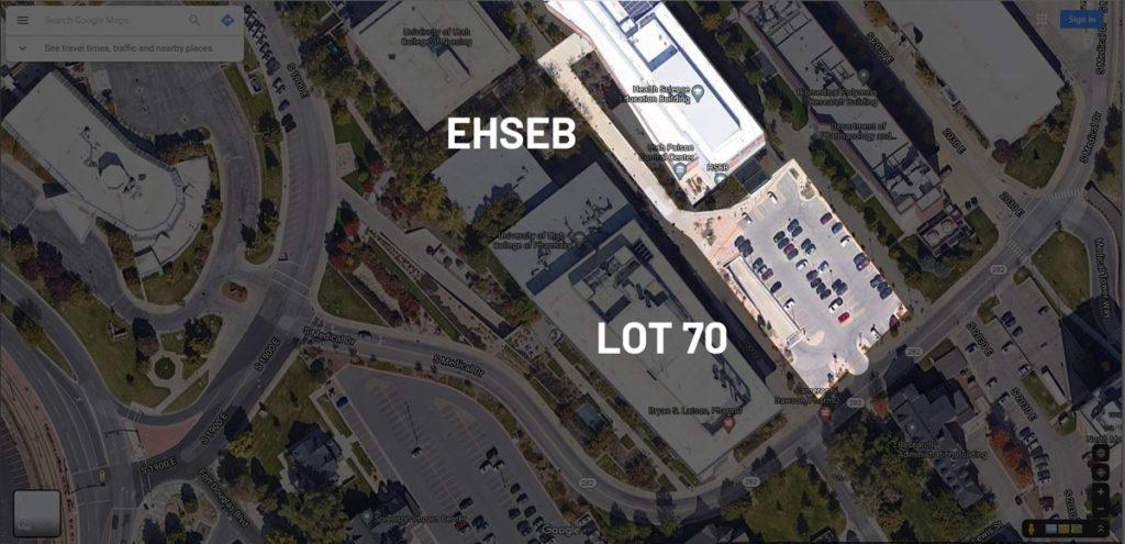 EHSEB Lot 70 Surface Parking