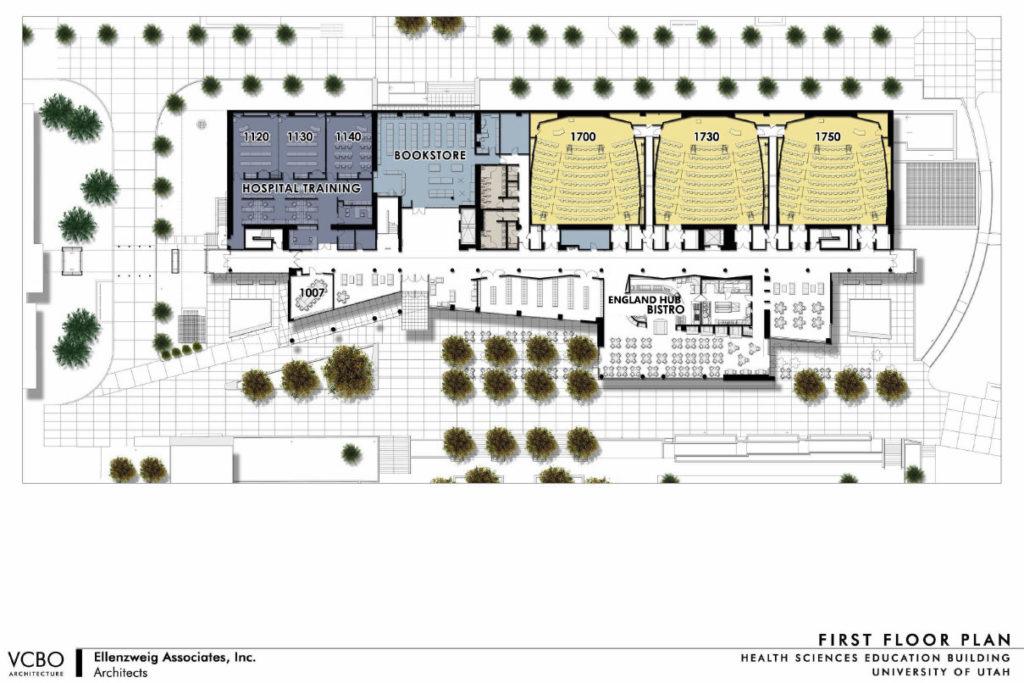 EHSEB Floor 1